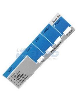 Membrana Painel Epson LX 300+