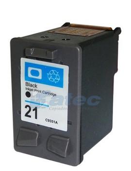 Cartucho Tinta HP 21X - Black 22ml